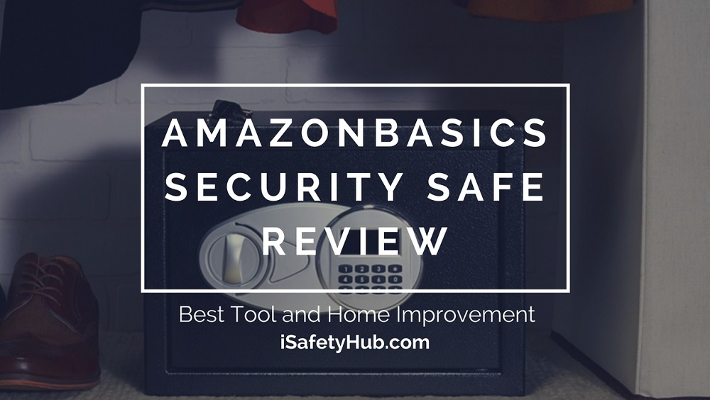 amazonbasic security safe review