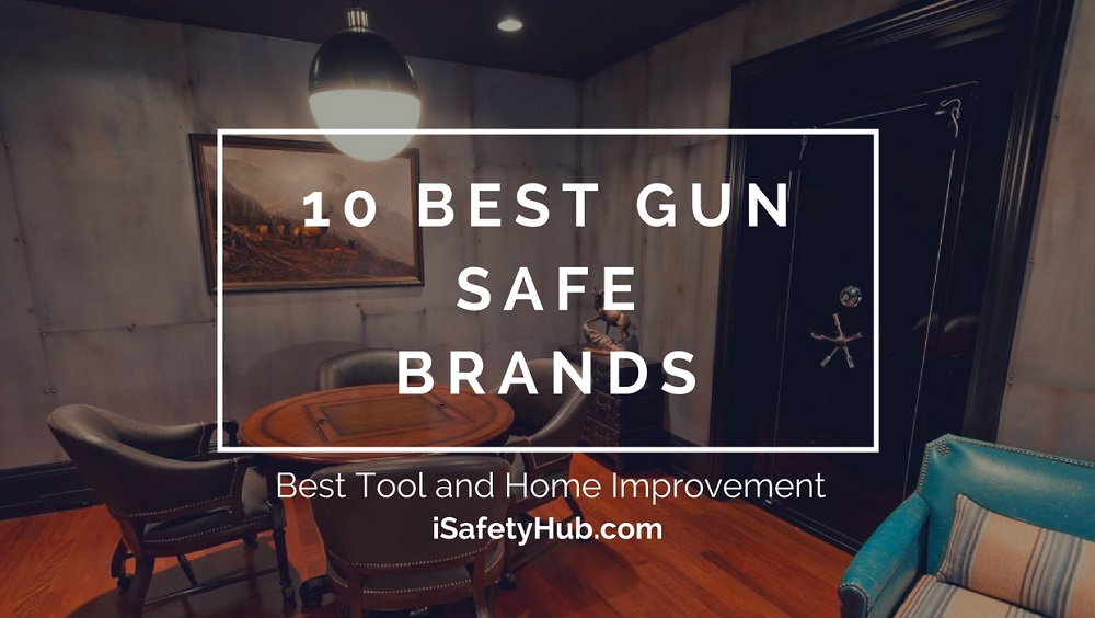 10 best gun safe brands