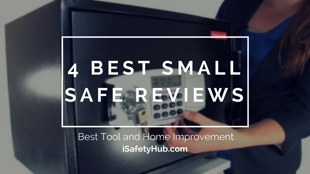 4 best small safe reviews