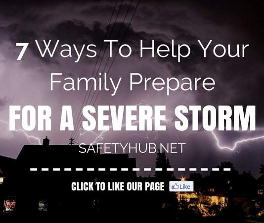 ways-to-help-your-family-prepare-for-a-severe-storm
