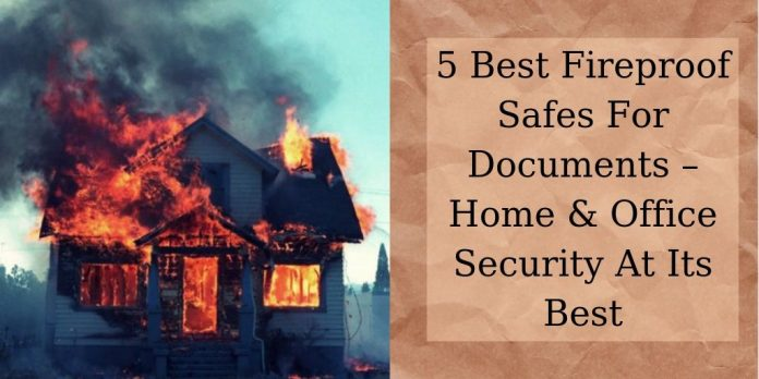 best-fireproof-safe-for-documents