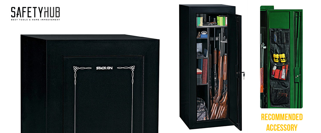 4 Stack-On 18 Gun Convertible Cabinet A Must-Have For Rifle Owners
