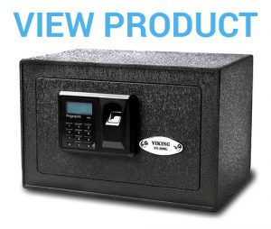 5 Viking Security Safe VS-20BLX Mini Biometric Safe Fingerprint Safe