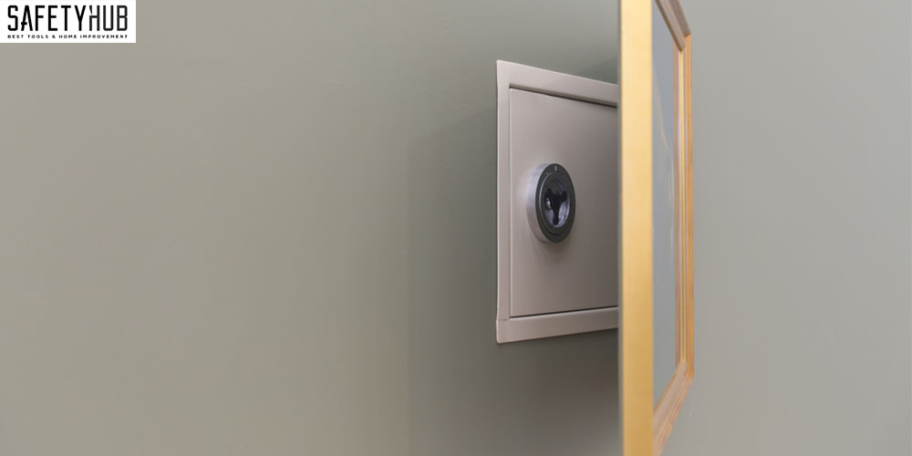 Choose The Best Wall Safe In 2019 Ultimate Buying Guide And Reviews