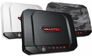 Vaultek VT20i Biometric Handgun Bluetooth Smart Safe Pistol Safe
