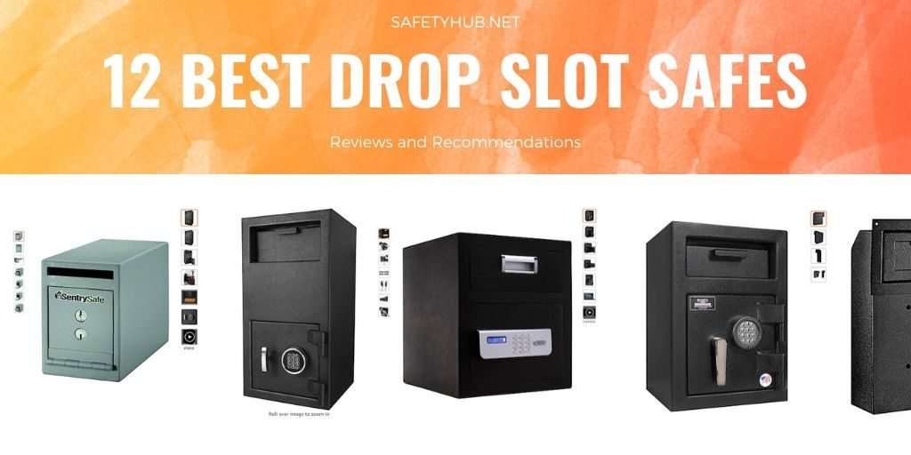 12 Best Drop Slot Safes review