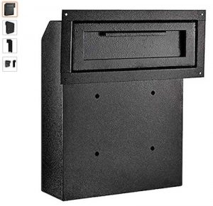 3 DuraBox Through-The-Door Locking Drop Box D500 (Black) copy
