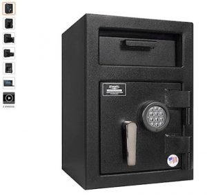 9 Stealth Drop Safe DS2014 Made in USA Depository Vault Cash Drop Security Storage copy