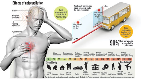 Health Implications of Noise Pollution