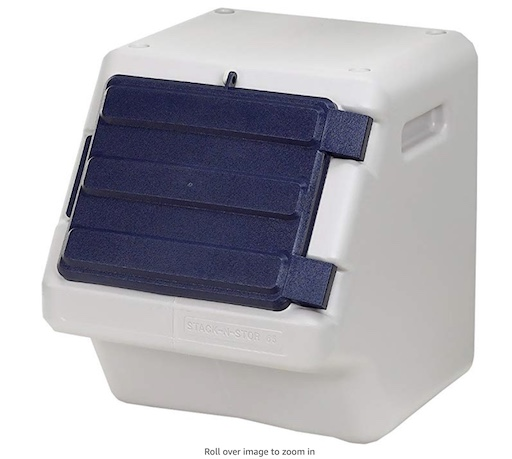 10 Bergen Stak-N-Stor Stackable Storage (check price) copy