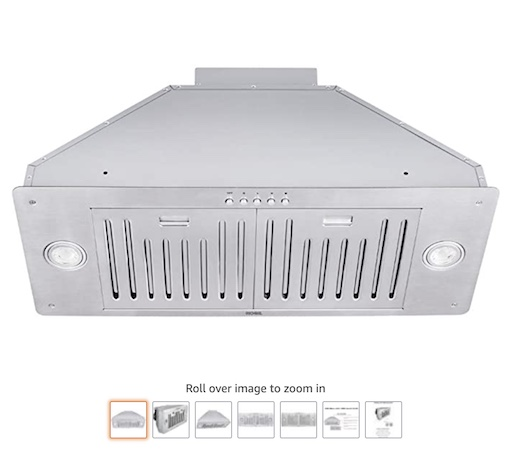 6. Kobe Range Hood (check price) copy