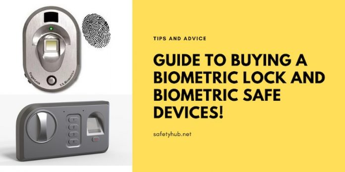 Guide To Buying A Biometric lock And Biometric Safe Devices! copy