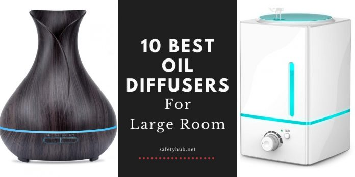 10 Best Oil Diffusers for large room