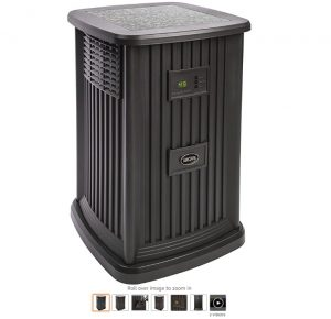 6 Aircare Ep9 800 Digital Whole-House Pedestal-Style Evaporative Humidifier