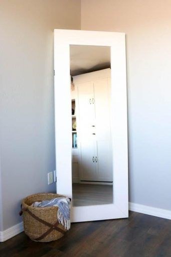 #3 Full Length Mirror with Hidden Gun Storage