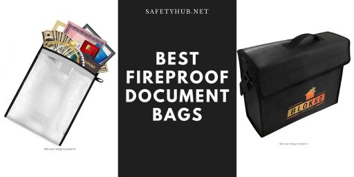 Best Fireproof Document Bags