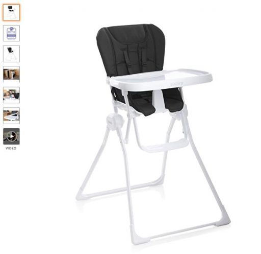 Best High Chair For Small Spaces 8 JOOVY Nook High Chair