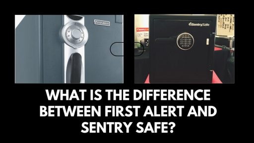 What Is the Difference Between first alert and sentry safe_