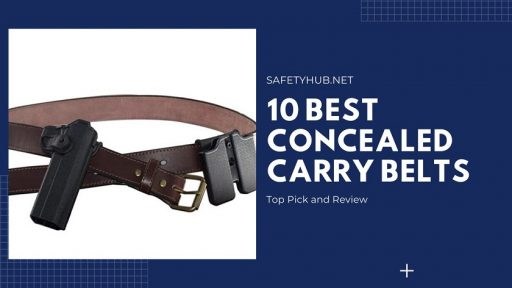 10 Best Concealed Carry Belts -