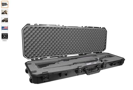 Best AR Cases 1 Plano All Weather Tactical Gun Case