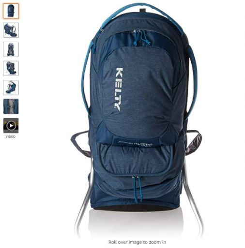 Best Child Shoulder Carriers 5 Kelty Journey PerfectFIT Signature Series Child Carrier