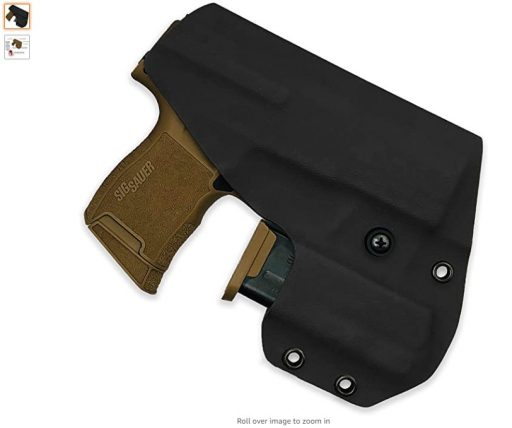 Best Pocket Holsters 7 MIE Productions Pocket Plus Holster with Mag Carrier