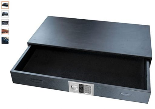Best Underbed Gun Safes 5 Under Steel Bed Gun Safe