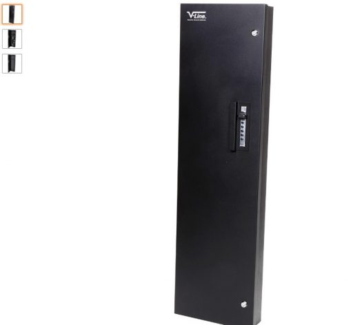 Best Underbed Gun Safes 6 V-Line 31242-SA Quick Access Keyless Long Gun Safe (Black, 42-Inch)