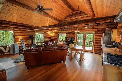 How to Make Your Log Cabin Sturdy - Floors and Walls - Copy