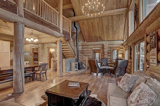 How to Make Your Log Cabin Sturdy - Logs and Treating them