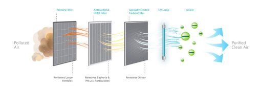 Latest Trends in Air Filter That You Shouldn't Dare to Miss Absorption Effect