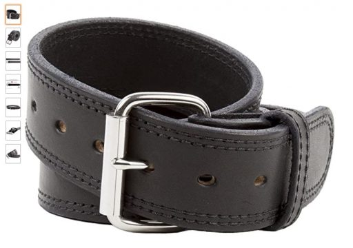 best concealed carry belts 7 The Colossal Concealed Carry Leather Gun Belt - 1 3 4 in Duty Belt - Made in USA