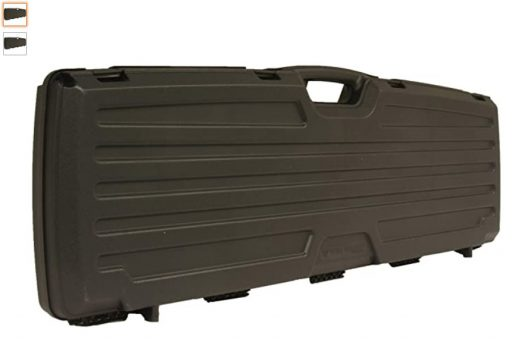 best double rifle cases 8 Plano 10-10586 10586 Gun Guard SE Double Scoped Shotgun Case