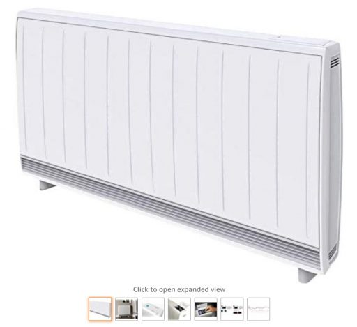 best storage heating systems 5 Dimplex QM125 2760W Quantum Storage Heater
