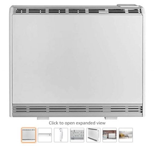 best storage heating systems 9 Creda TSRE100 1000W Storage Heater