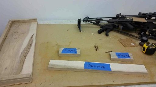 1 How To Build Hidden Gun Shelf Step four Shelf support assembly
