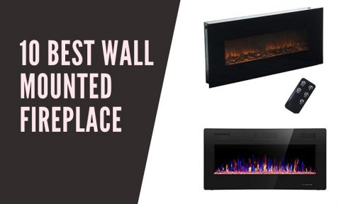10 Best Wall Mounted Fireplace