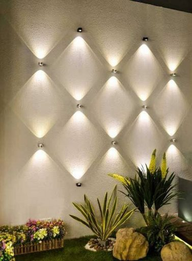 Crafty Ways to Use Light as Decor Elements Multiple Lights