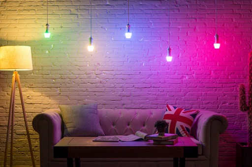 Crafty Ways to Use Light as Decor Elements Smart Lights