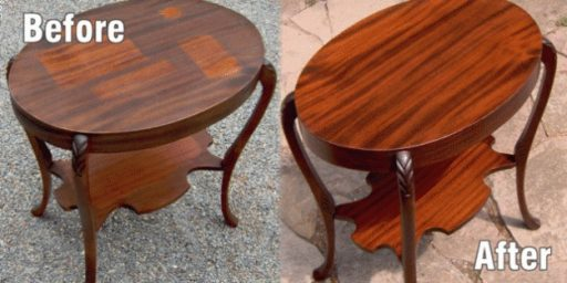 Home Repairs To Keep Your Home In The Best Shape Possible 4 Refinish Wooden Furniture