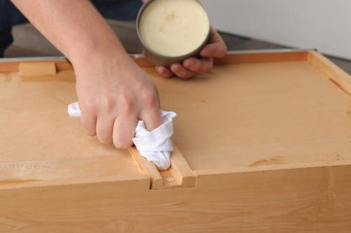Home Repairs To Keep Your Home In The Best Shape Possible 7 Wax Your Drawers