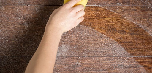 How To Keep Your Home A Healthy Place For Living 2 Get rid of the dust! - Copy