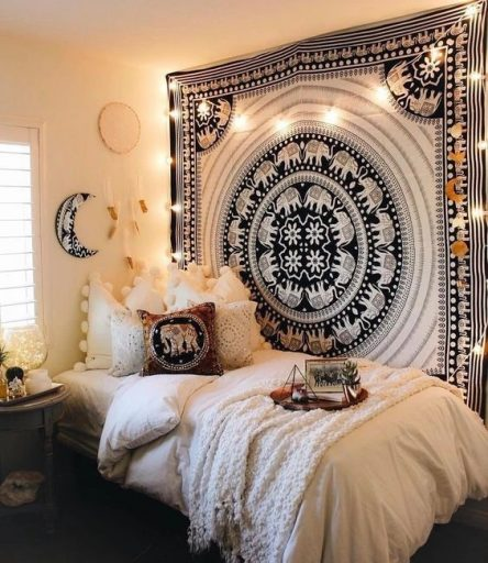Tips and Tricks to Make your Space Cozy in an Instant 4 tapestry