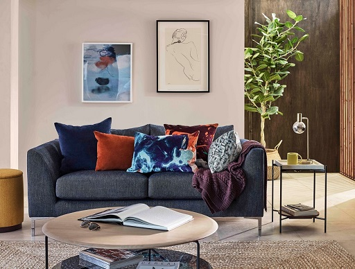 Tips and Tricks to Make your Space Cozy in an Instant 7 Texture up your couch and bed - Copy
