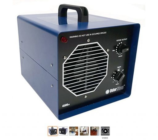 best ozone generator 9 OdorStop OS900 6G - Ozone Generator for Areas of 900 Square Feet, for Deodorizing and Purifying Small to Medium Spaces