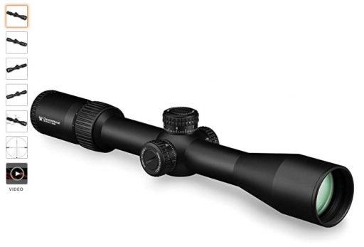 Best Long Range Scopes 3 Vortex Optics Diamondback Tactical First Focal Plane Riflescopes