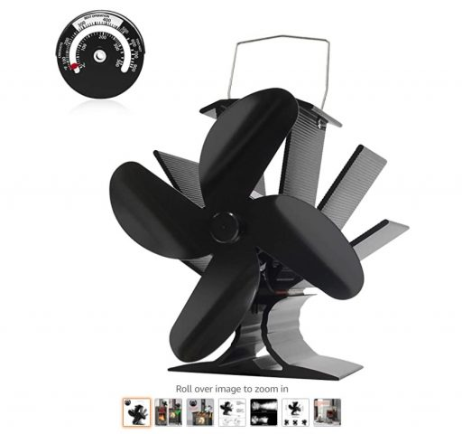 Best Wood Stove Fans 2 Signs Tek Heat Powered Stove Fan For Wood