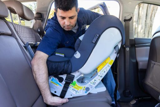 Expert Tips to Keep Your Baby Safe 4 Get a Child Car Seat and Install It Properly