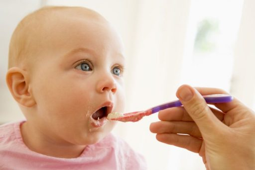 Expert Tips to Keep Your Baby Safe 5 Ensure Only Food Gets Into Your Child's Mouth