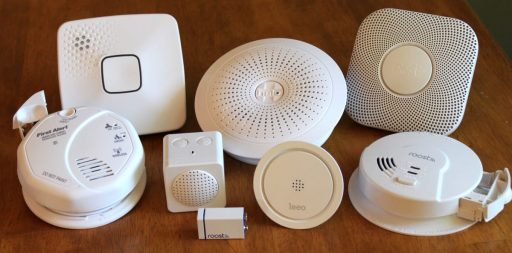 Must-Have Gadgets for Your Home Security System 3 Smart Smoke Detectors